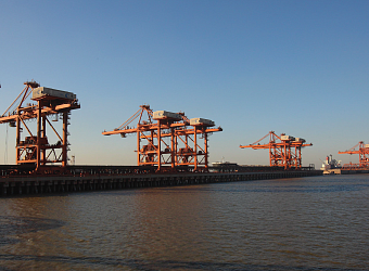 Cargo Handling System of Tangshan Caofeidian Port