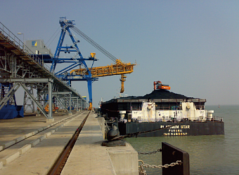 The Dhamra Port Company Limited